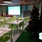 Подготовка-корпоративно парти на Mastercard и Reforma Advertising