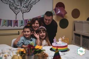 Рожден ден на ул. Кракра 5