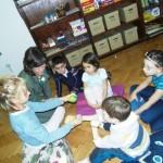 """Ателие в детски кооператив """"Приказен дом"""""""