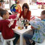 Био игри на експо за децата
